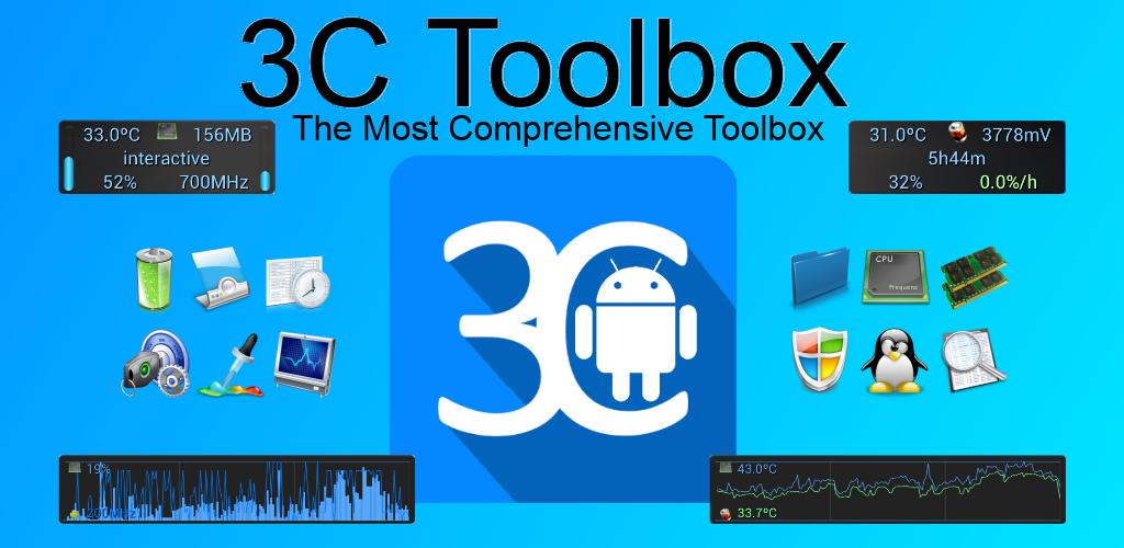 3C Toolbox Pro Apk