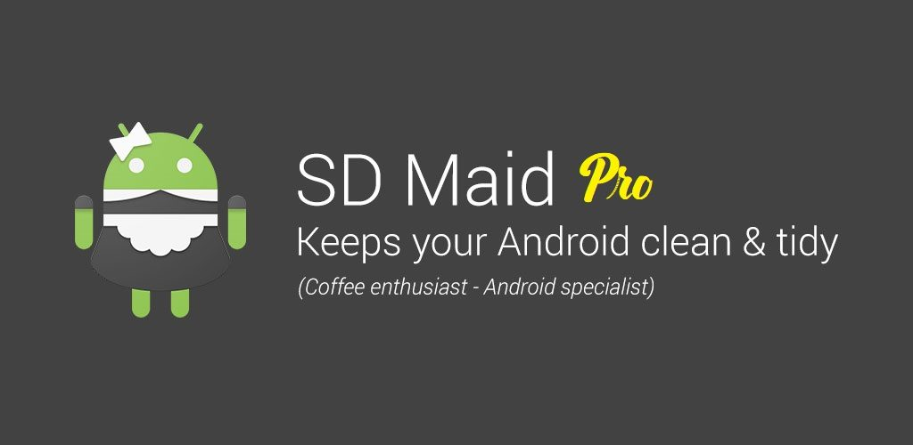 SD Maid Pro - System Cleaning Tool Apk