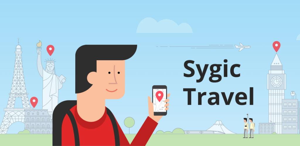 Sygic Travel Maps Offline Premium Mod Apk Banner