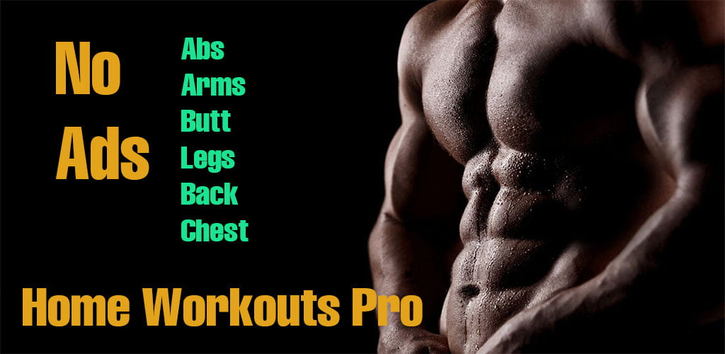 Home Workouts Gym Pro (Free for 24Hrs. Android App)
