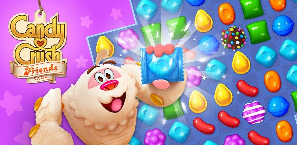 Candy Crush Friends Saga Mod Apk Banner/Cover