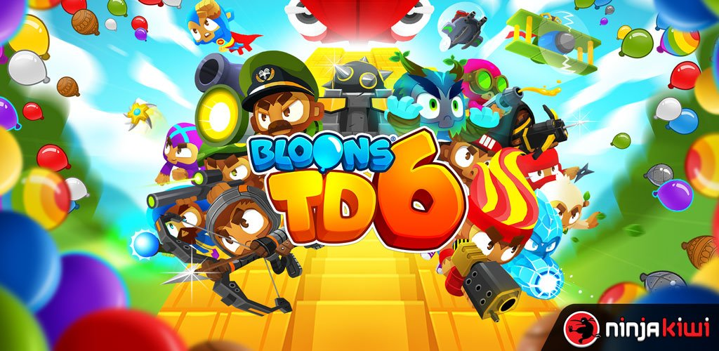 Bloons TD 6 Cover