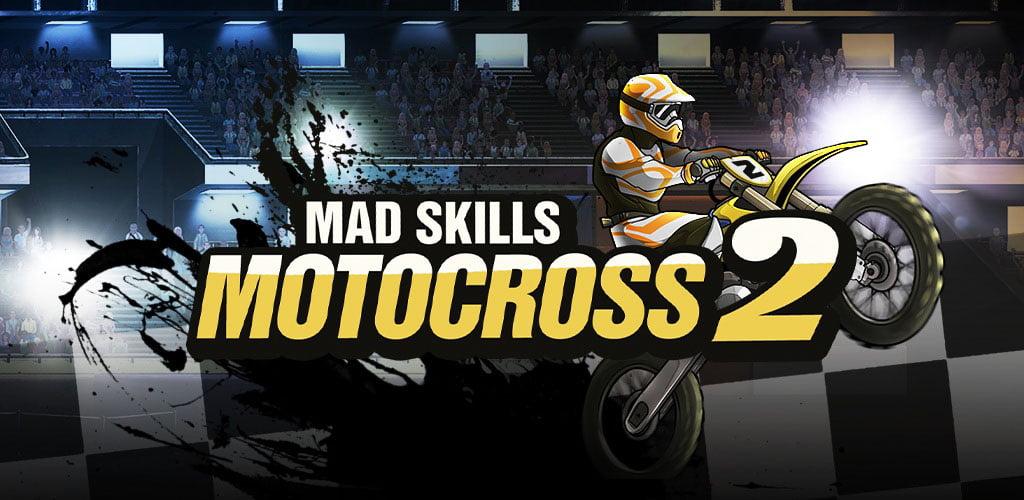 Mad Skills Motocross 2 Mod Apk Cover