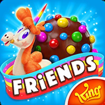 Candy Crush Friends Saga v1.60.1 [Mod] Apk