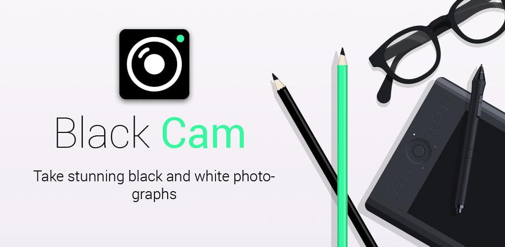 BlackCam Pro – B&W Camera Cover