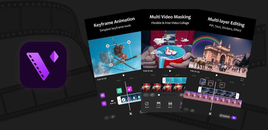Motion Ninja – Pro Video Editor & Animation Maker PRO Cover