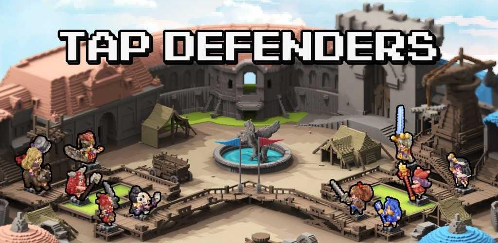 Tap Defenders Cover