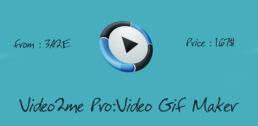 Video2me Pro Cover