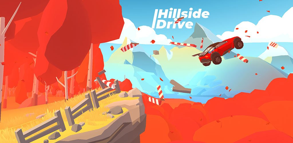 Hillside Drive – Hill Climb Cover