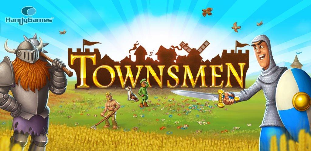 Townsmen Premium Cover