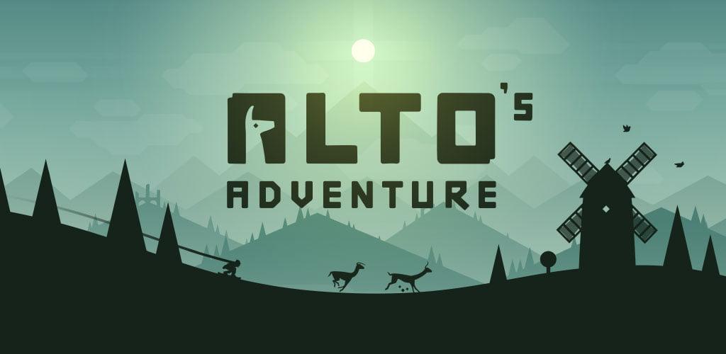 Alto's Adventure Banner